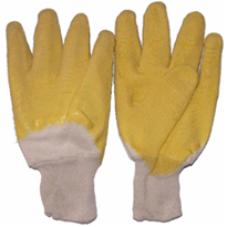 Latex Dipped Gloves - Glass Gripper