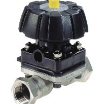 Isolating Diaphragm Valve