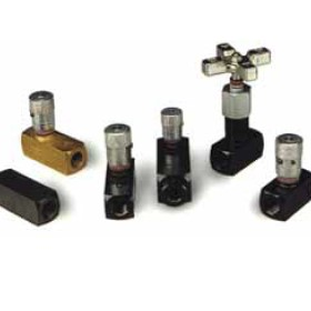 Hydraulic Colorflow Valves