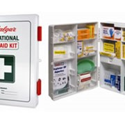 First Aid Kits & Safety