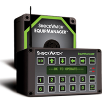 Wireless Fleet Management System - ShockWatch EquipManager