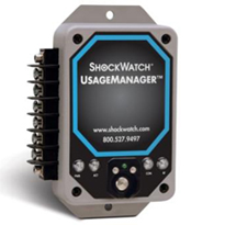 Equipment Usage Management - ShockWatch UsageManager