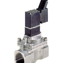 Servo Assisted Solenoid Valve