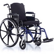 "Wheelchair Manual Folding ""Breezy Ultra 4"" 16x16"