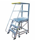 Industrial Ladders | Order Picker | Bailey Deluxe