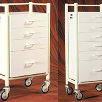 Medication / Drug Trolleys -  P260 & P261