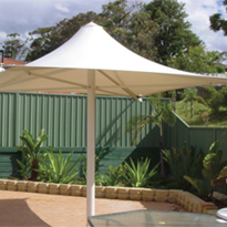 Shade Systems | Fabric Structures | Commercial Umbrellas