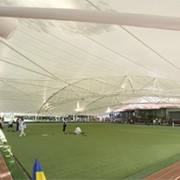 Shade Systems Applications | Bowling Clubs