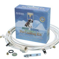 "MC540 | 1/4"" Portable Pet Cooling Kit"