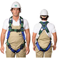 Roofworker Fall Arrest Harness - ULRW01