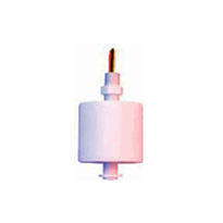 Miniature Plastic Float Reed Switch for Aggressive or Ultra-Pure