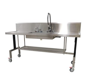 Height Adjustable Single Sink | SP540.1