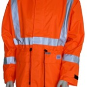 Hi-Vis Wet Weather Jacket