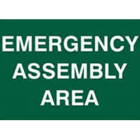 Safety Signs - Emergency Information