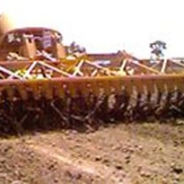 Root Raking Plough - HOMAN