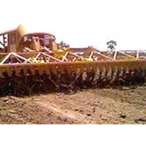Root Raking Plough | HOMAN Cobra