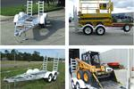 LITE tow trailers - Aluminium Plant Trailers 2T to 4T