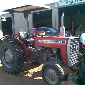 Used 240 Tractor