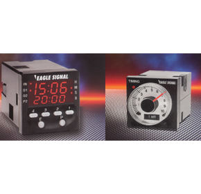 Time Indicators & Controllers