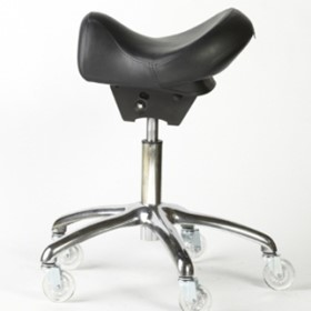Typist Chair | Saddle Stool | WC-D50