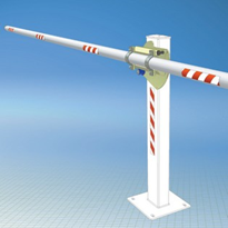 Manual Boom Gates - Zone Guard