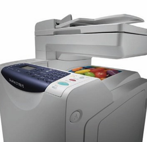 "Mulitfunction Laser Printer - Fuji Xerox DocuPrint C1190 FS ""COLOR"""