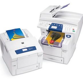 Colour Laser Printer - Fuji Xerox Phaser 8560