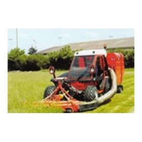 Metrac G6 Series Two-axle Hillside Mower