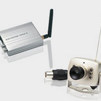 Wireless Camera - E-803 Camera With E-704 Receiver - CC-E803E704Kit