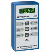 Battery Capacity Analysers / 12v Sla Battery Capacity Analyser/ Model#600