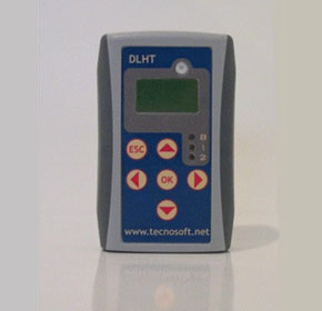 Temperature & Humidity Datalogger /DLHT