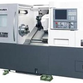 New Large-Bore Machinery - Heavy Duty Turning