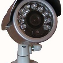Outdoor Infrared Color Security Camera