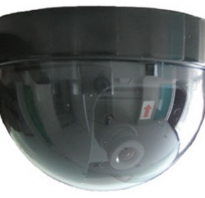 High Resolution Dome CCD Security Camera