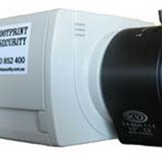 High Resolution Color CCD Security Camera