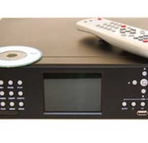 High Specification Standalone 4 Channel DVR
