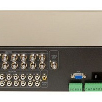 Standalone 16 Channel H.264 DSP Hardware Compression DVR
