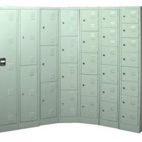 1, 2, 3, 4, 5, 6 & 8 Door Lockers