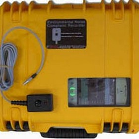 NV1509 'Yellow Brick' One-Touch Noise Complaint Recorder