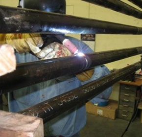 Butt Welding Boiler Tube