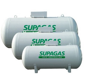 Bulk LP Gas Tanks