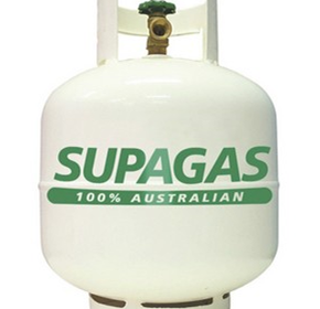 9kg Propane LP Heating Gas Cylinder (Vapour Withdrawal)