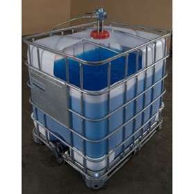 Light Weight Pallet Tank Mixer - Mixquip PT RUMMAGER