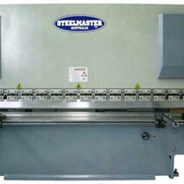 Steelmaster Full Hydraulic Synchronised Press Brake