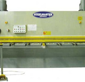 Steelmaster VR Series Hydraulic Guillotine Shears