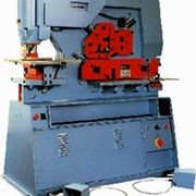 80XS Hydraulic Punch & Shear Machine With Notching