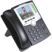 Linksys VoIP Telephone - SPA962
