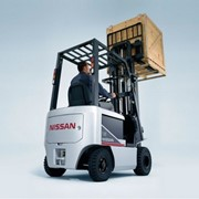 New Nissan BX Series Electric-Powered Forklift
