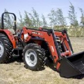 Case IH JX Straddle Tractor