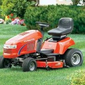 Simplicity Ride On Mowers - Regent